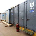 Аренда блок-контейнеров в Москве. Профмастер
